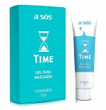 Time Prolongador - Gel Retardador da Ejacula��o 15g