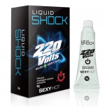 Liquid Shock 220 Volts - Gel Eletrizante 8g