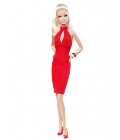 Barbie Basics Red Collection - #01