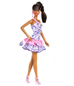 Grace - Barbie So in Style Animal Print Collection Wave 1