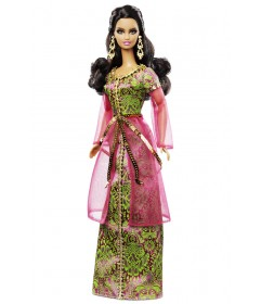 Barbie Marrocos - Dolls of the World Passaport Collection