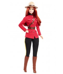 Barbie Canad� - Dolls of the World Passaport Collection