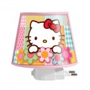 Mini Abajur Hello Kitty - 1x7W E-12 - 120700059