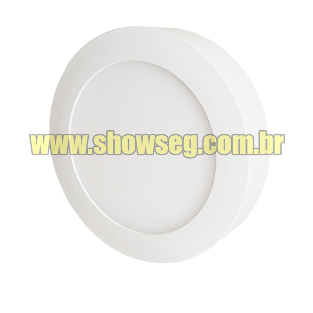 Lâmpada de Led com Base Spot Sobrepor 25W Redondo - Branco Frio / Quente cod. IDPROD_2619 - BARCODE_SH8092 / SH8093
