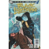 GIBI BLACK LIGHTNING - YEAR ONE N�02