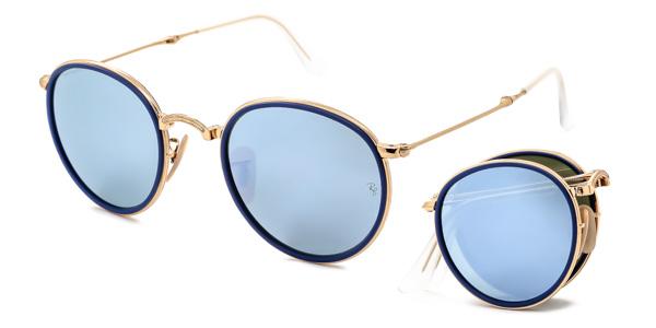 Oculos Ray Ban Round Metal   CINEMAS 93 d502721e6e