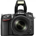 C�mera Nikon D7100 Kit 18-105mm (16Gb+Classe 10+Bolsa)