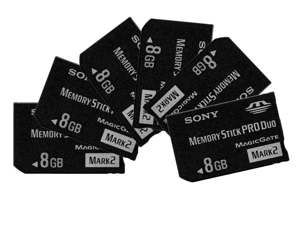 Memoria Sony Pro Duo 8gb - Sony