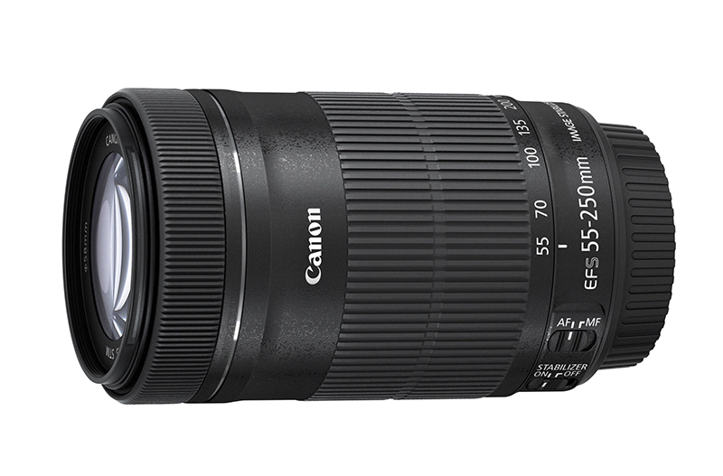 Canon EF - S 55 - 250mm f / 4 - 5.6 IS - Canon
