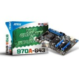 PLACA M�E MSI 970A-G43 SOCKET AM3+