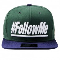 Bon� Starter Black Label Snapback Follow Me Verde