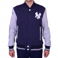 Jaqueta New Era New York Yankees Marinho