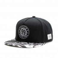 Bon� Cayler And Sons Snapback Fuckin Problems Preto / Aba Floral