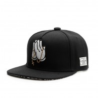 Bon� Cayler And Sons Snapback Pray For Preto