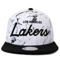 Bon� Mitchell and Ness Snapback Los Angeles Lakers