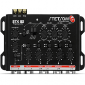 Crossover Automotivo Stetsom 5 vias Stx82 Frequency Locked