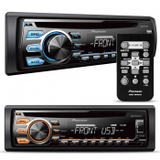 Som Automotivo Pioneer DEH-X1780UB Cd Player Mixtrax e USB