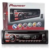 Toca Cd Player Pioneer DEH-x1750ub Mp3 Som Automotivo