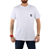 Camiseta DC Shoes Star Pocket White
