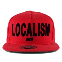 Bon� Official Snapback Localism Red/Green