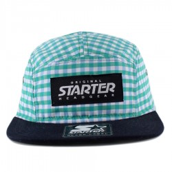 Bon� Starter Strapback Five Panel Headgear Navy/Printed