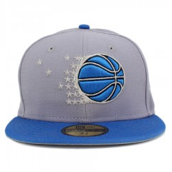 Bon� New Era 59FIFTY Orlando Magic Grey/Blue