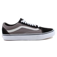 Tênis Vans Old Skool Black / Pewter
