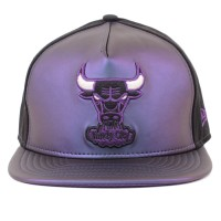 Bon� New Era FITTED A-Frame Chicago Bulls Purple/Black