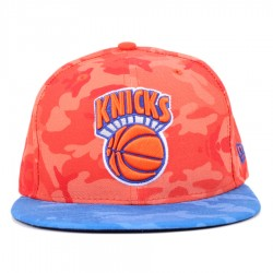 Bon� New Era 59FIFTY New York Knicks Orange/Blue