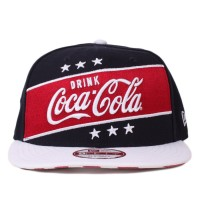 Bon� New Era 9FIFTY Snapback Drink Coca Cola Navy/White/Red