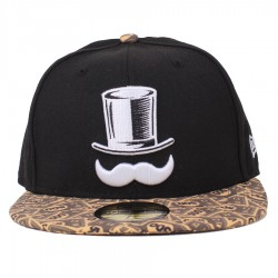 Bon� New Era 59FIFTY Monopoly Grand Black/Printed
