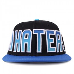Bon� Cayler And Sons Snapback Hi Haters Cap Black/Royal