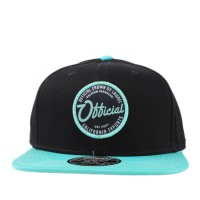 Bon� Official Snapback Exports Classic Black/Blue