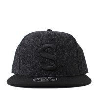 Bon� Official Snapback S Black