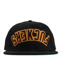 Bon� Official Snapback Effe Black
