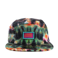Bon� Official Strapback Five Panel Secret Camper Printed