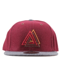 Bon� Official Strapback All Hail Burg Wine/Mescla
