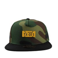 Bon� Official Strapback TX Green Camo