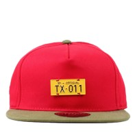 Bon� Official Strapback TX Red/Green