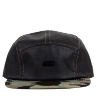 Bon� Official Strapback Five Panel Snakes on an AAV Brown/Camo