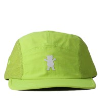 Bon� Grizzly Strapback Five Panel O.G Bear Nylon/Micro Green Lemon