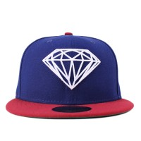 Bon� New Era 59FIFTY Diamond Supply Co Brilliant Royal/Wine