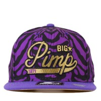 Bon� Starter Snapback Big Pimp Purple