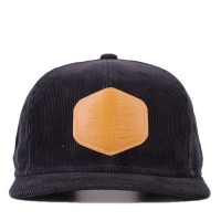 Bon� Starter Snapback Burned Black