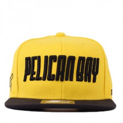Bon� Starter Snapback Pelican Bay Yellow/Black