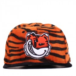 Bon� Yums New Era 9FIFTY Snapback Orange Printed
