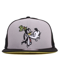 Bon� New Era 9FIFTY Snapback Goofy Black/Grey
