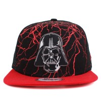 Bon� New Era 9FIFTY Snapback A-Frame Darth Vader Black/Red