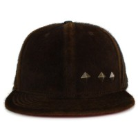Bon� New Era 9FIFTY Strapback Buffalo NY Brown