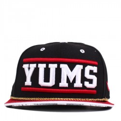 Bon� Yums New Era 9FIFTY Strapback Black/Red